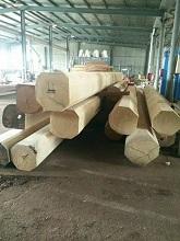 巴劳木原木圆柱
